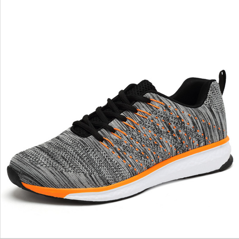 2017 New Flyknit Light Weight Running Shoes Casual Shoes Zapatos