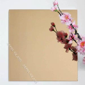 4mm, 5mm, 6mm Bronze Float Silver Mirror Glass