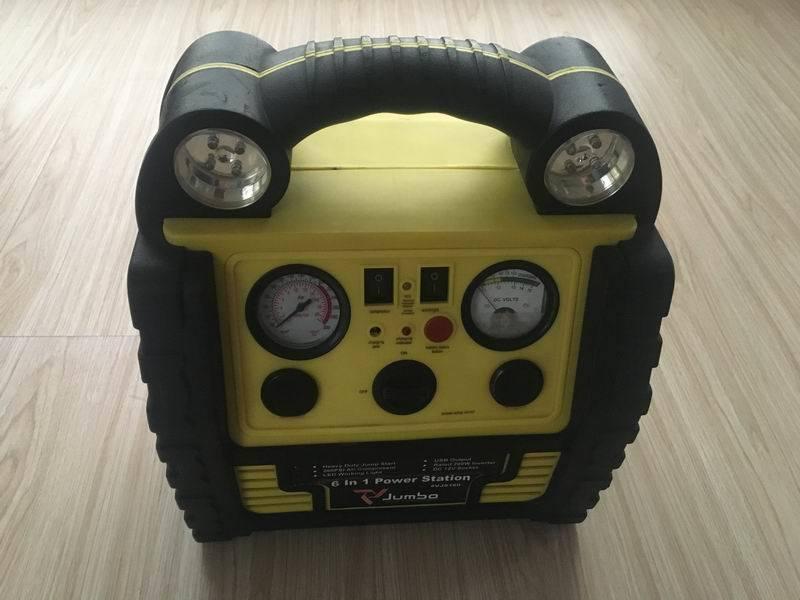 Emergency Power for Start The Car