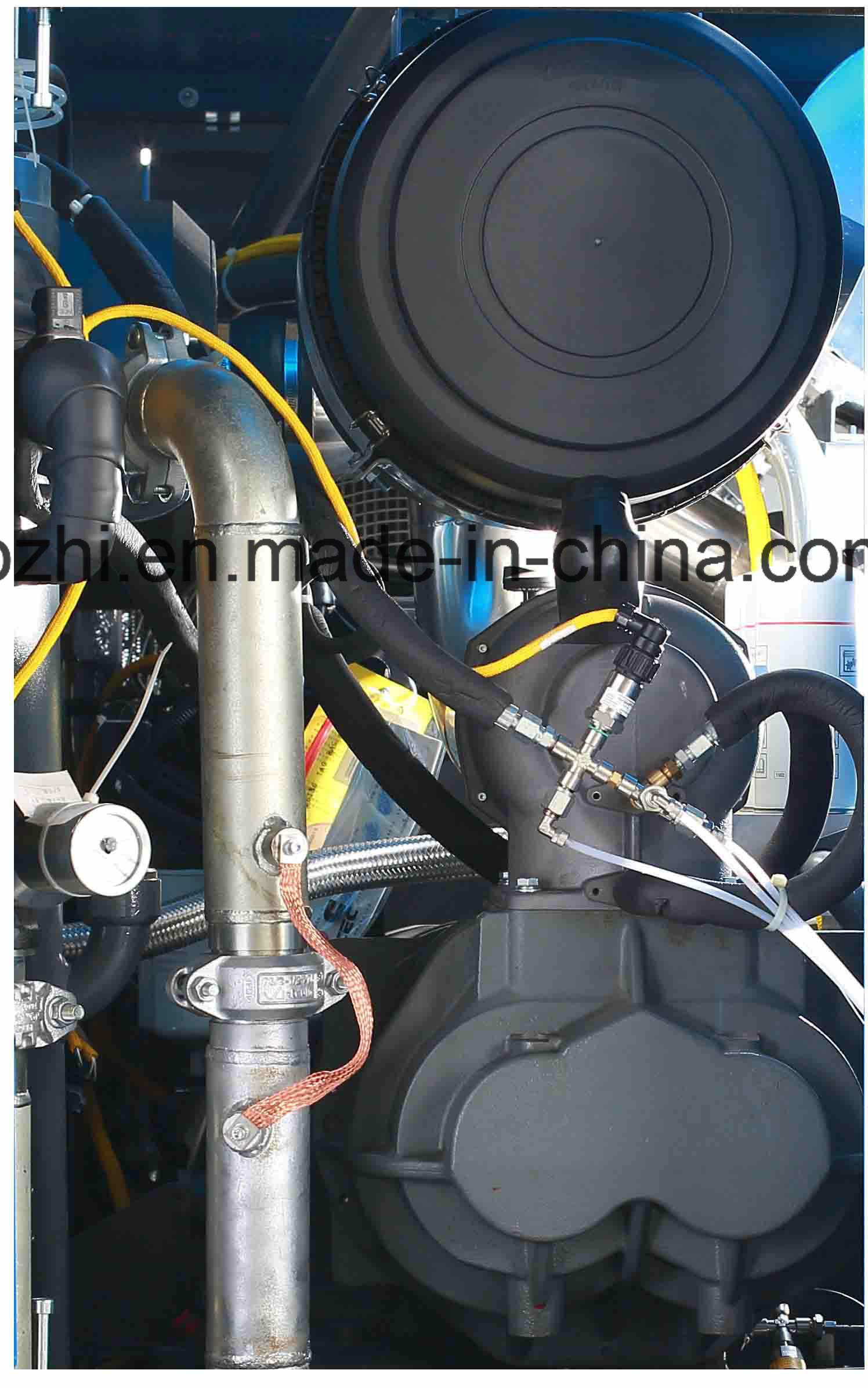 Atlas Copco Liutech 636cfm 20bar Portable Screw Air Compressor