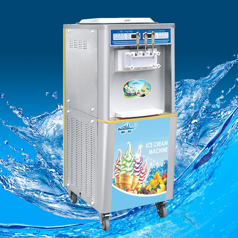 HD832 Soft Ice Cream Machine