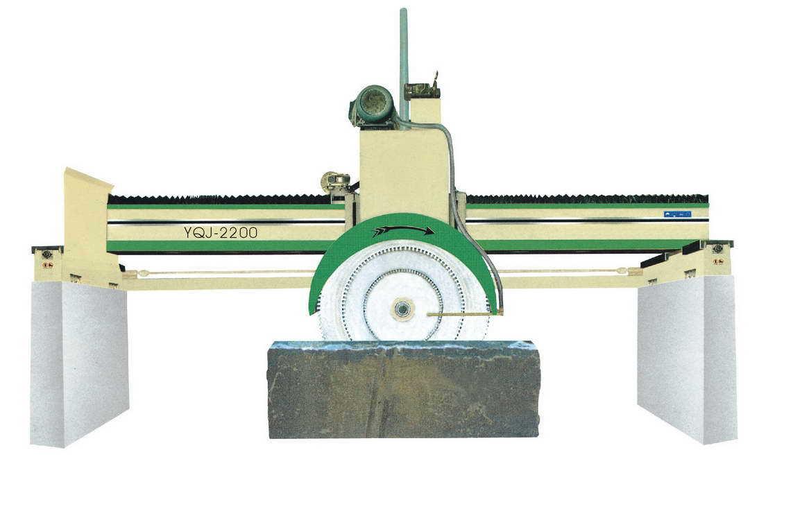 block cutter machine