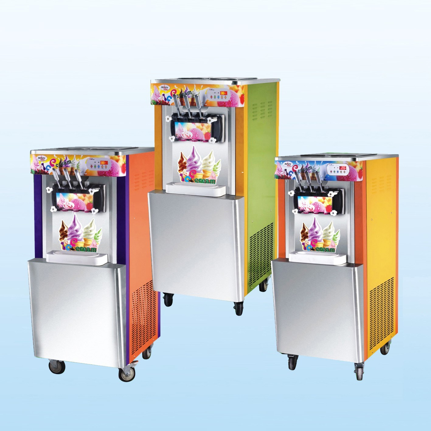 Rental Soft Serve Ice Cream Machine