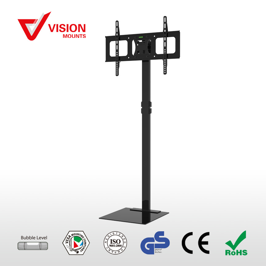 China 2014 Modern Floor Standing TV Mount   China Tv Stand, Lcd Led Plasma  Tv Stand