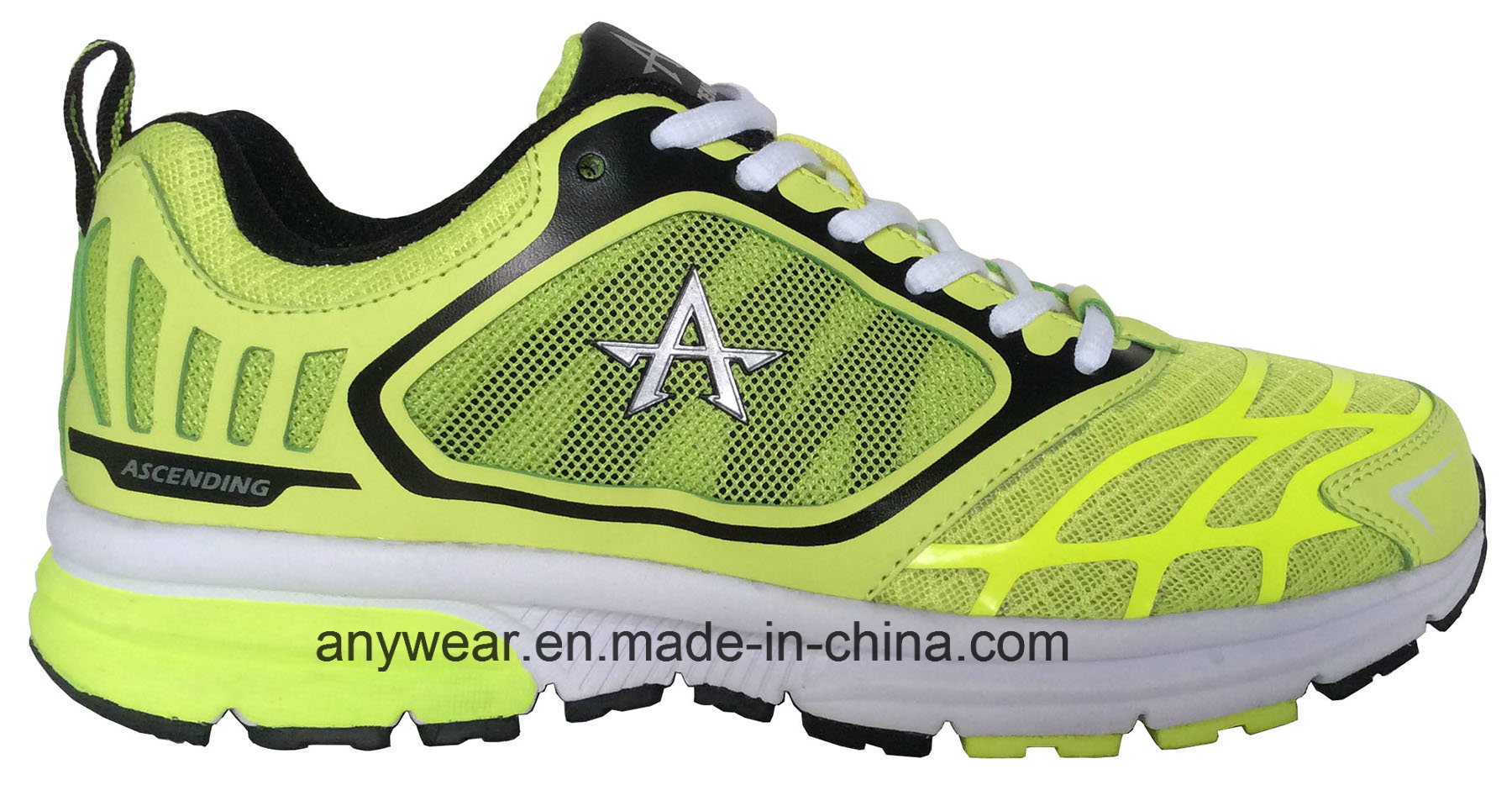 Athletic Men Footwear Running Sports Shoes (816-8892)