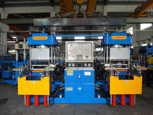 Vacuum Hydraulic Press Rubber Equipment for Rubber Band Seals (20V3)