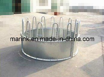 Galvanized Round Bale Feeder with High Quality and Best Price