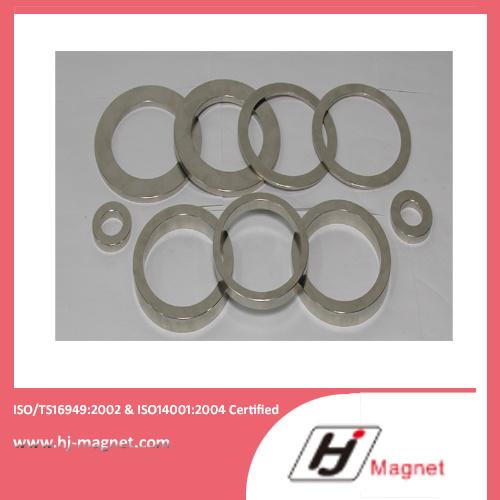 N35 Hexagonal Neodymium Permanent NdFeB Ring Magnet with Super Power