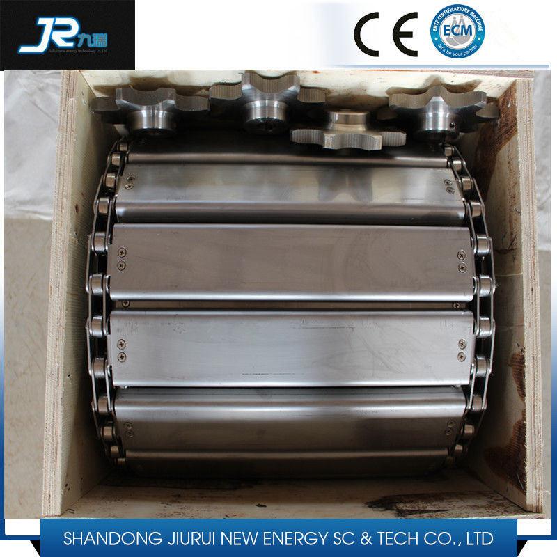 Perforated Flat Bar Conveyor Belt