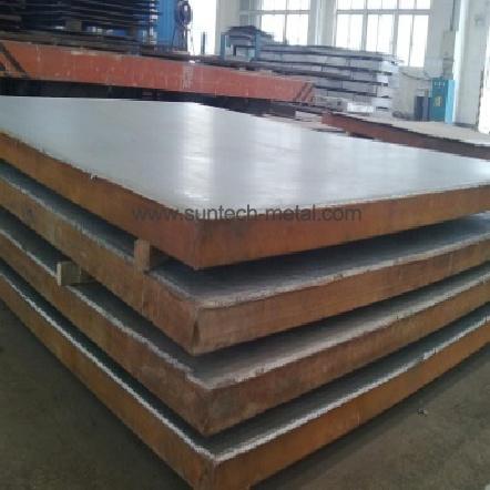 B265 Gr2/A516 Gr 70 Titanium/Steel Clad Plate (Explosion Bonded)
