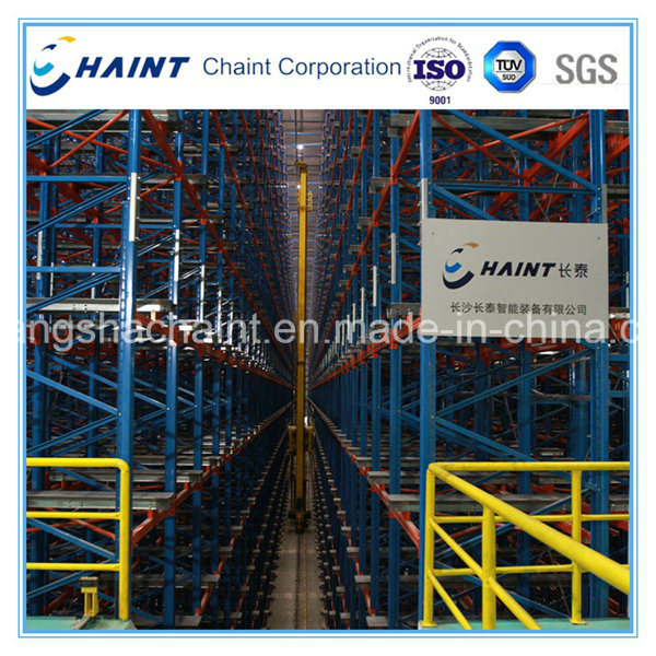 Automated Storage & Retrieval System by Chaint