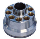 CNC- Metal Machined Part with ISO Quality