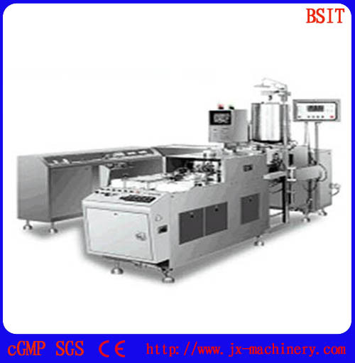 Automatic Suppository Filling Machine Meet with GMP Standards (ZS-U)