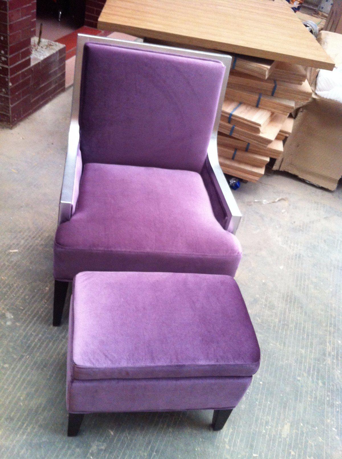 Hotel Furniture/Hospitality Sofa/Hotel Living Room Sofa/Modern Sofa for 5 Star Hotel (GLS-GLS0012)