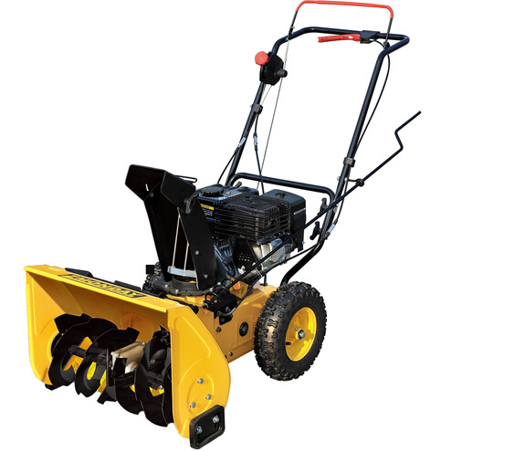 5.5HP Snow Blower with Manual Start