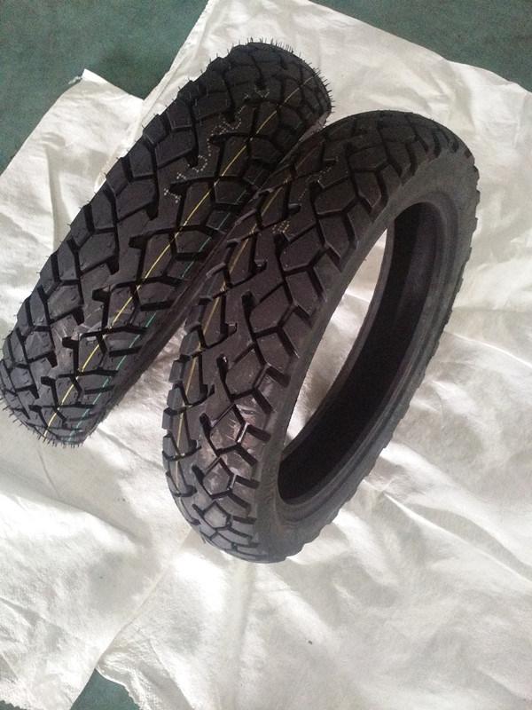 Strong Body Heavy Duty Motorcycle Tyre 110/90-16 8pr