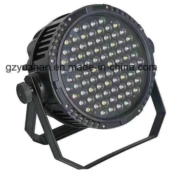 Stage Light IP20 54pcsx3w RGBW Waterproof LED PAR