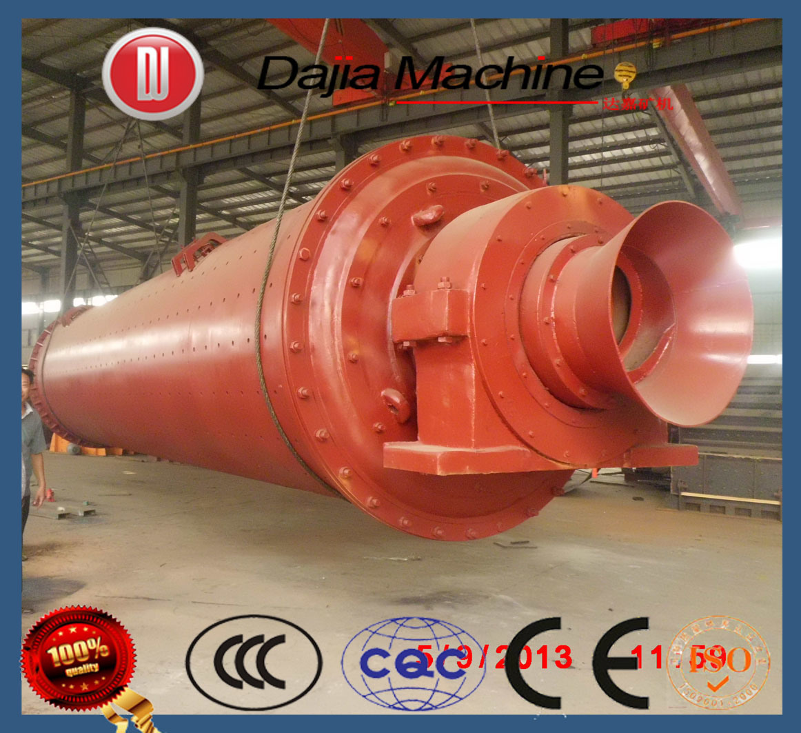 Mining Grinding Ball Mill for Ore, Cement Clinker, Gypsum, Glass, Ceramic, etc.