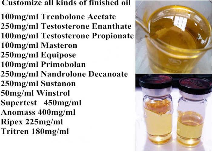 Testosterone Enanthate 600mg/Ml Primoteston Depot Injectable Steroids 315-37-7