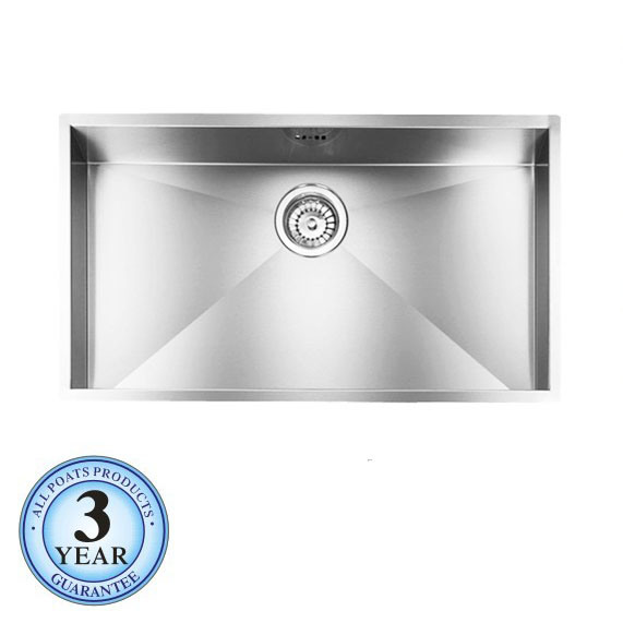 ... Stainless Steel Main Bowl Sink - China Handmade Sink, Kitchen Sink