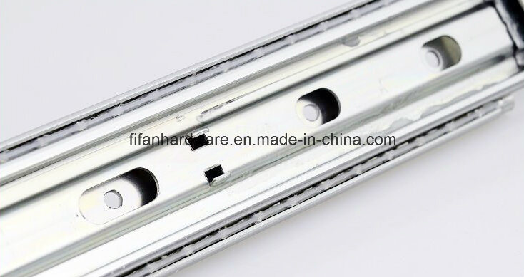 51mm Cabinet Heavy Loading Telescopic Channel