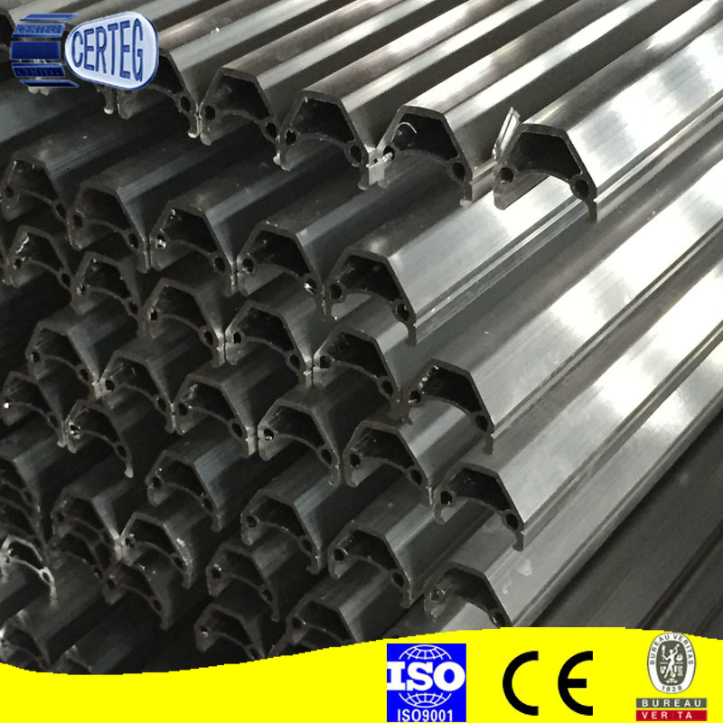 Building and Industrial Aluminum Profiles