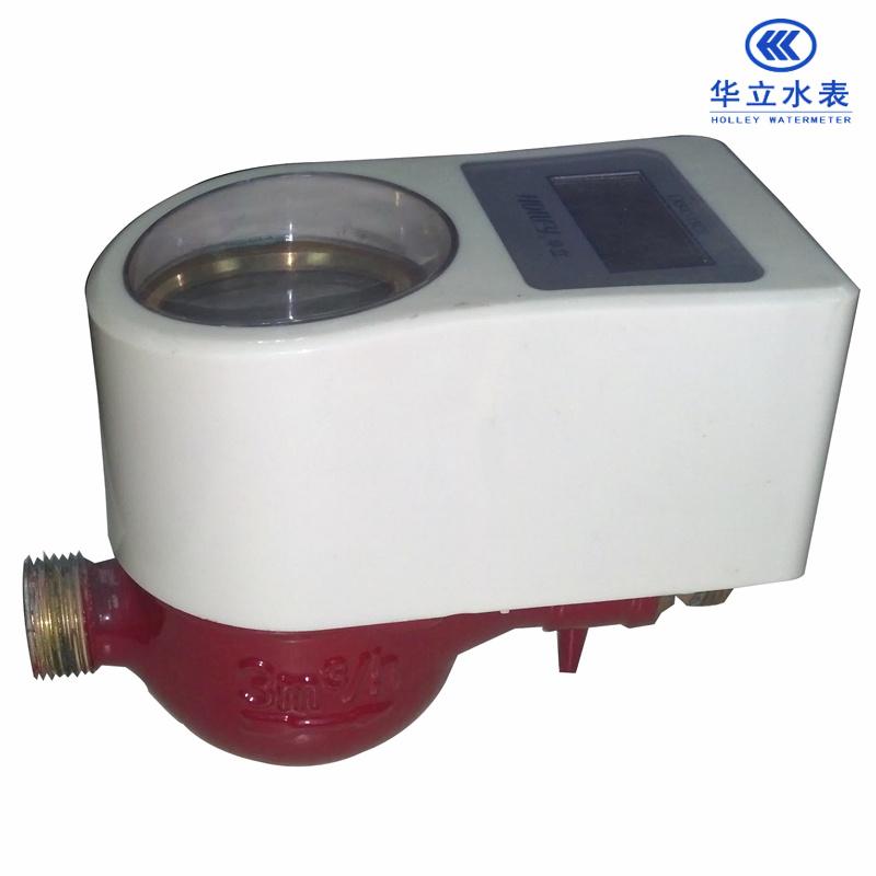 New IC Card Prepaid Hot Water Meter (LXS-15E~LXS-25E)