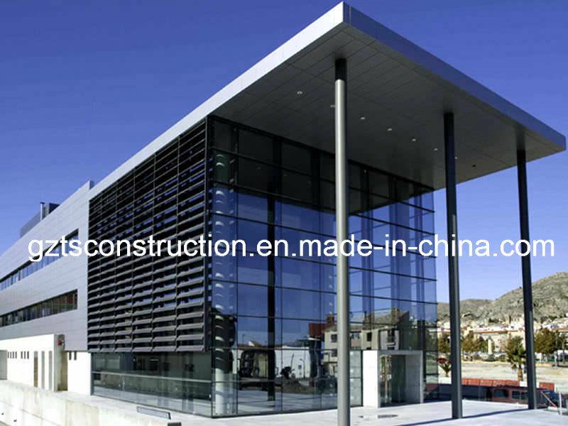 Building Window Architectural Aluminum Sunshade