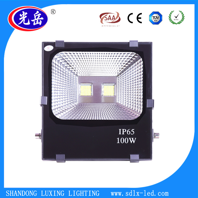 Waterproof IP65 Full Power 150W LED Floodlight with Ce/RoHS