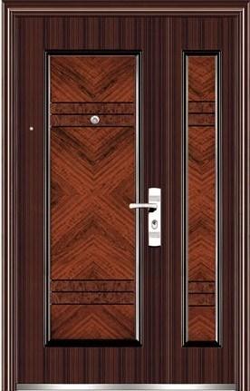 China Safety Door Design Bg S9058 China Exterior Door
