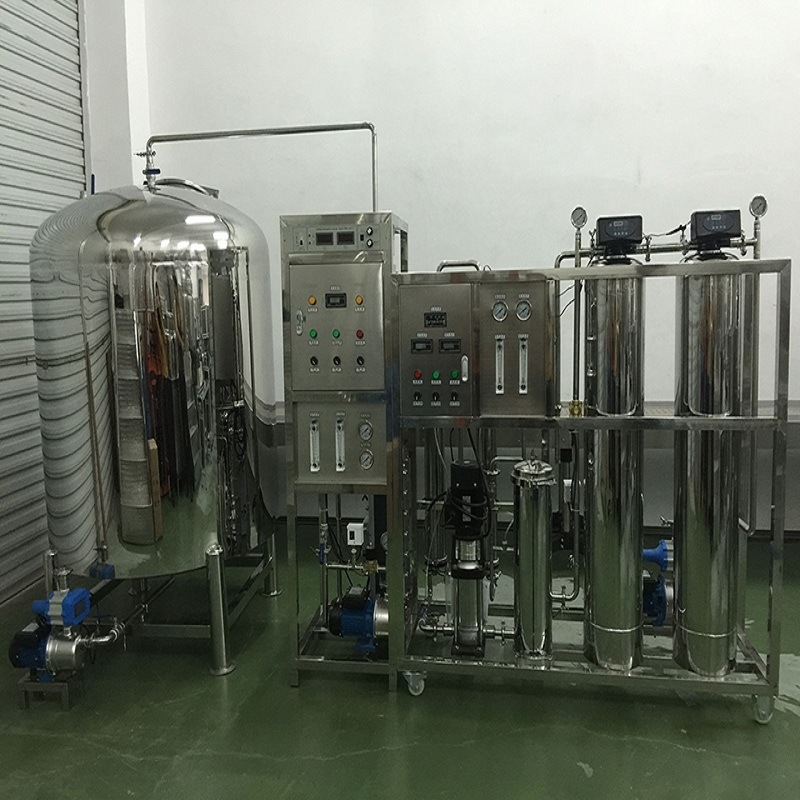 Mzh-RO UV Water Treatment with EDI