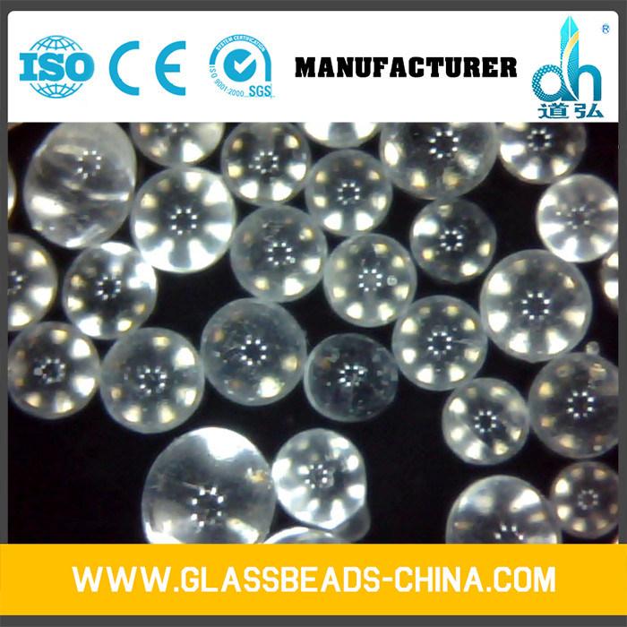 Abrasive Glass Bead Sand Blasting Abrasive Sandblaster Dh