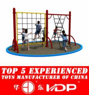 Climbing Net and Throw-Over for Children Sports Game
