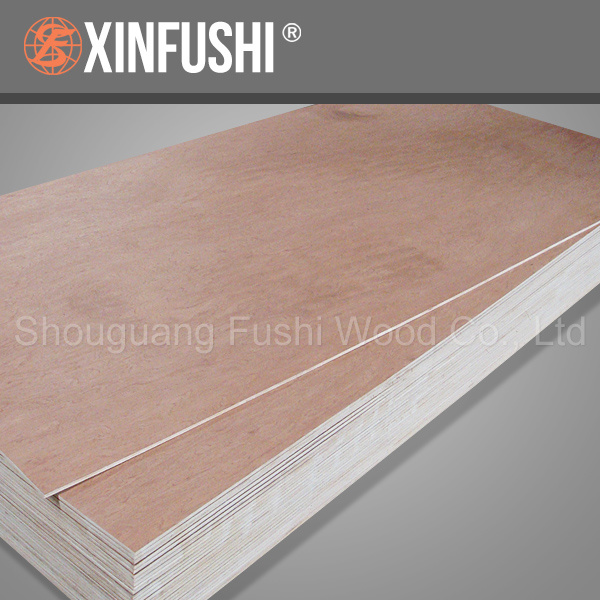 Bintangor Commercial Plywood for Furniture