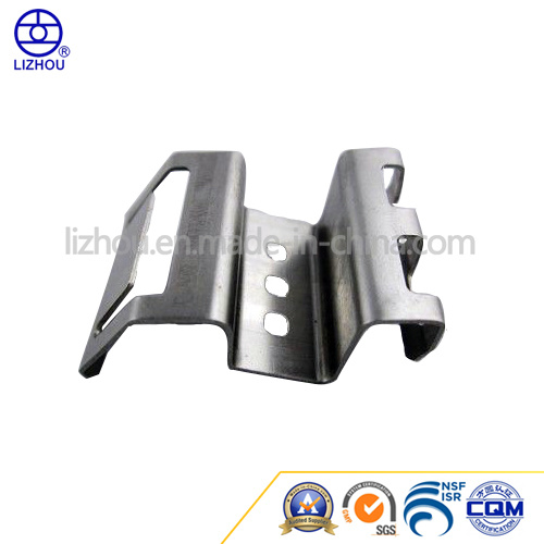 Automotive Hot Foil Sheet Flat Stainless Steel Metal Spring Clips Stamping