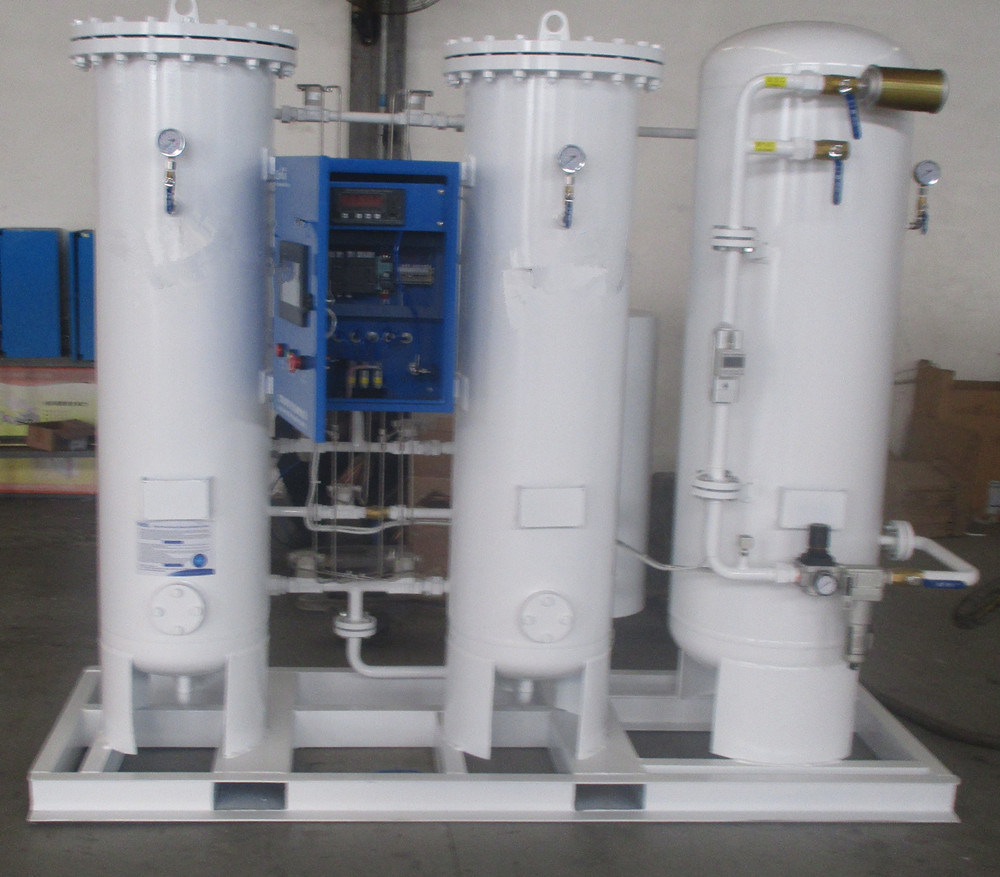 on Site Nitrogen Generator / Psa Nitrogen Gas Equipment for Food Storage