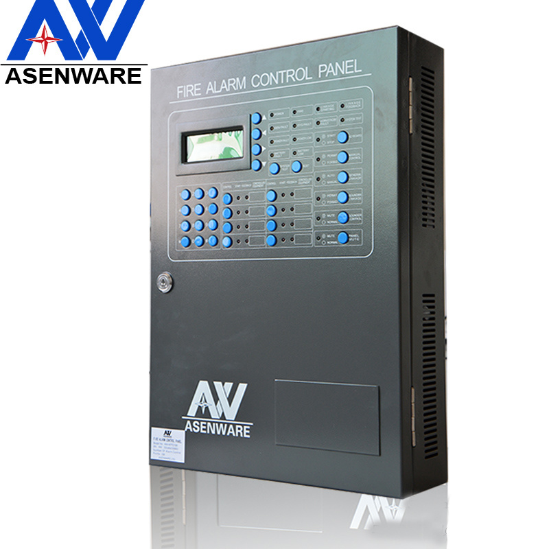 Addressale Fire Alarm Systems for Buildings