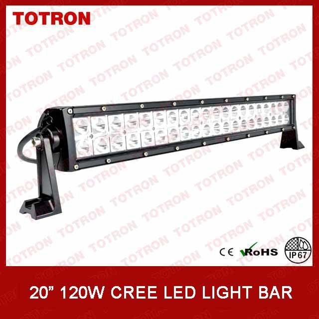 Hot Sale! Totron 120W 20 Inch CREE LED off Road Light