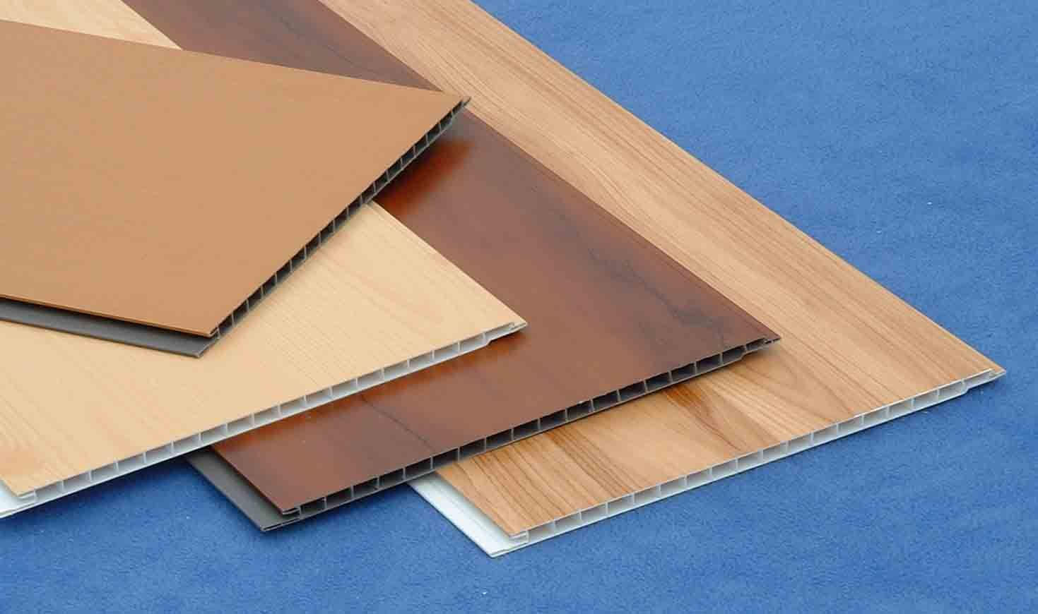 Pvc Wall Paneling : China wood deigns decorative wall panels with pvc