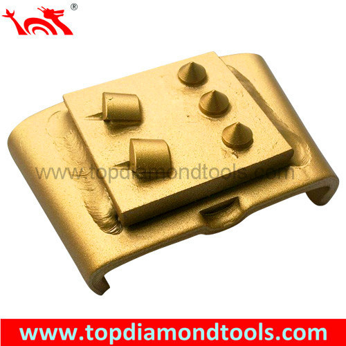 Diamond Tools for Concrete / Terrazzo Floor Grinding and Polishing