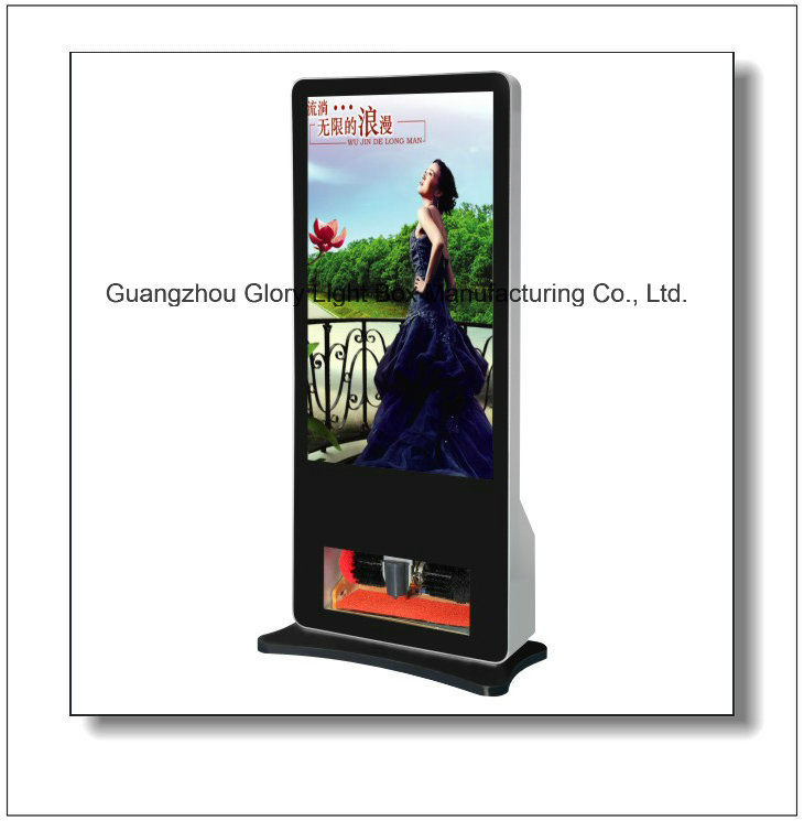 China Advertising LCD Screen Polisher