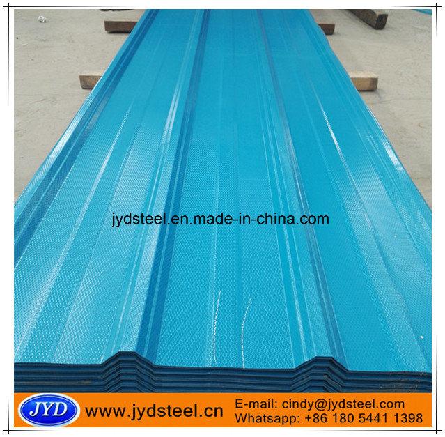 Embossed PPGI Steel Roofing Sheet