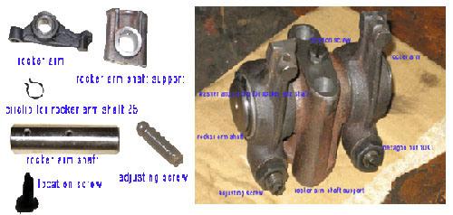 Single Cylinder Diesel Engine Spare Parts