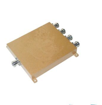 GSM/FM/UHF/UMTS Microwave 300-960MHz 4 Way Power Divider (Power Splitter)