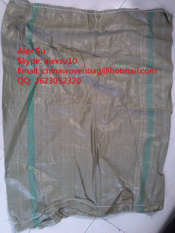 PP Woven Bag Export to Korea