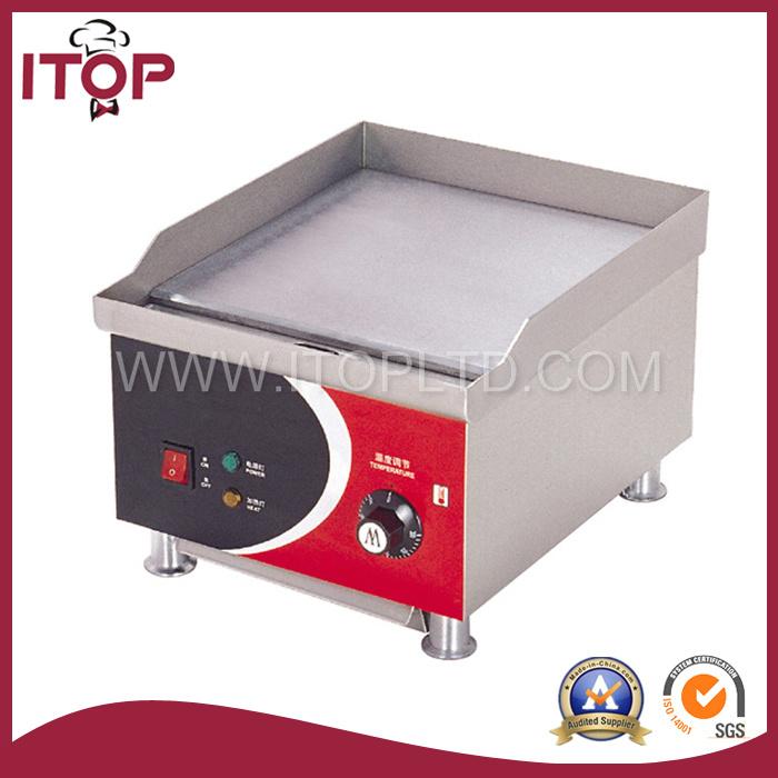 Commercial Mini BBQ Electric Griddle (EG300/EG420/EG450)
