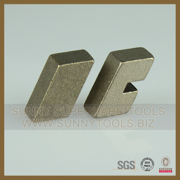 Fast Cutting Diamond Segment for Granite and Marble (SY-SEG-T001)