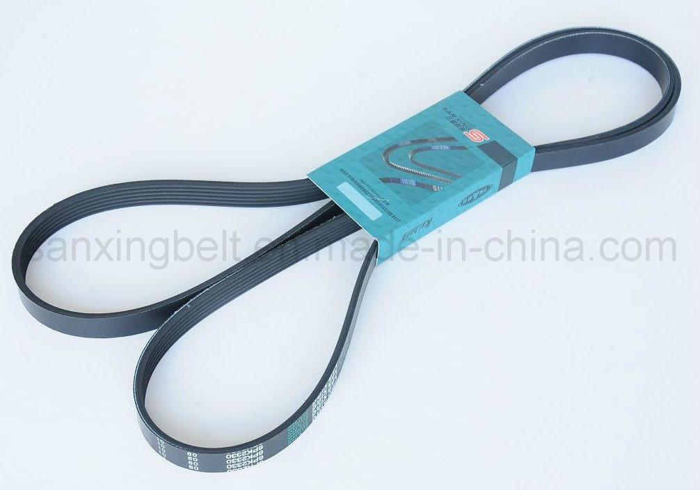 Rubber Poly V Belt for Automotives