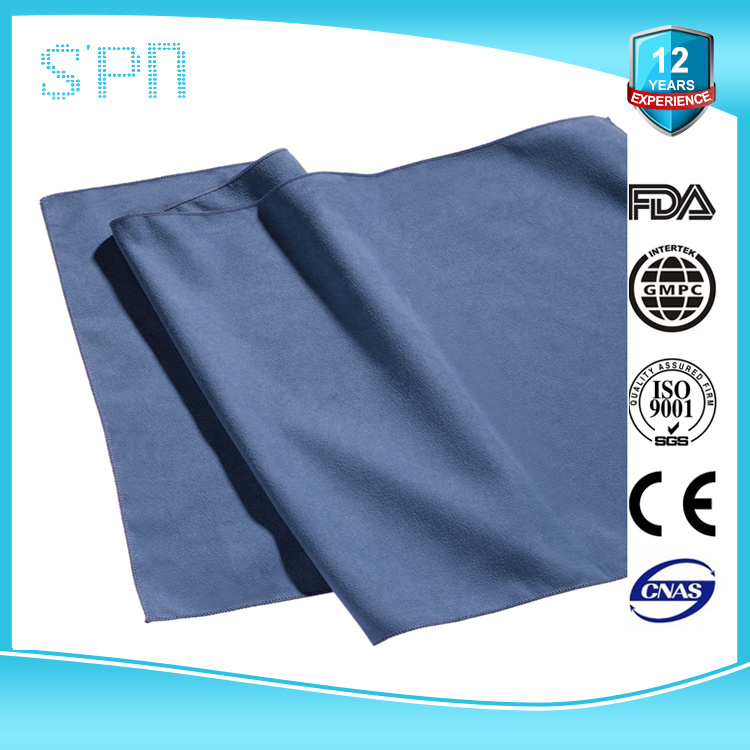 100% Microfiber Fabric Quick Dry Cleaning Cloth Towel