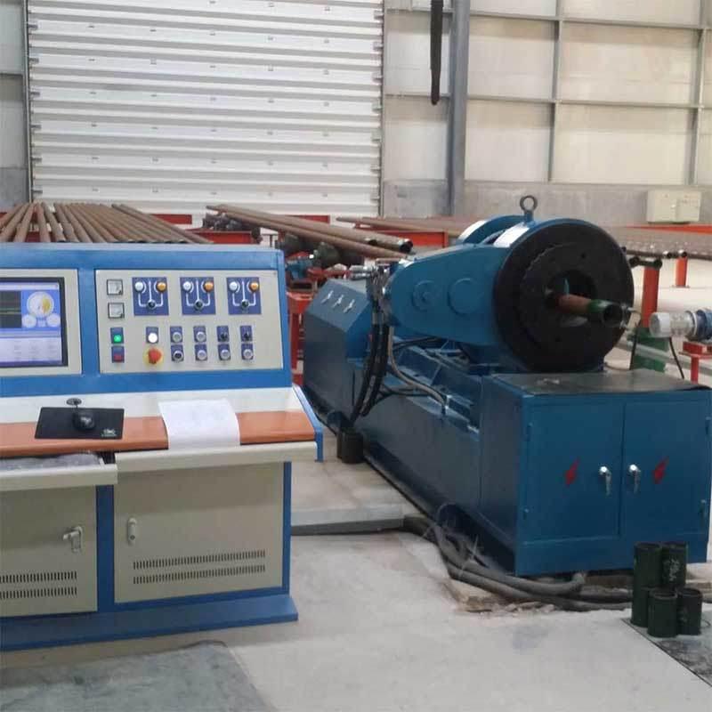 Dynj Series- Hydraulic Bucking Unit
